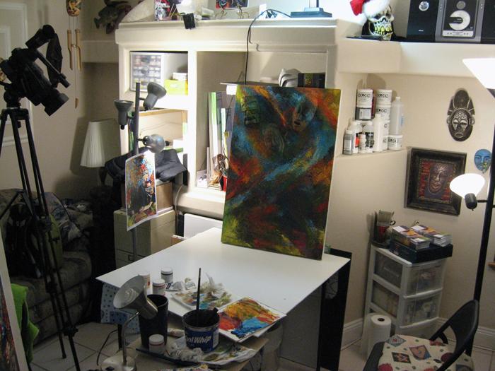Hidden - studio