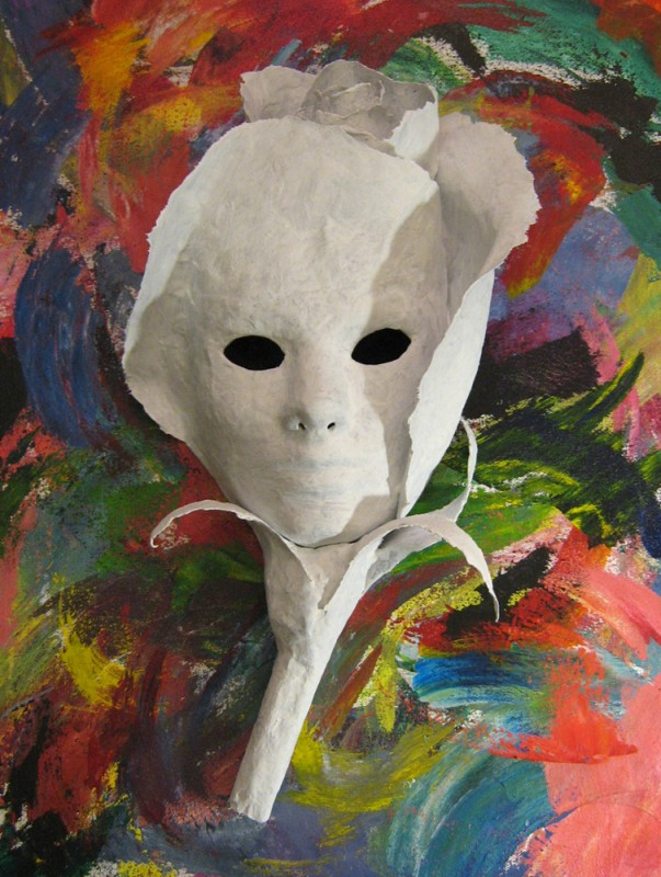 Gesso Mask