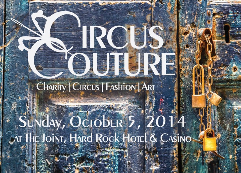 Circus Couture-Save the Date