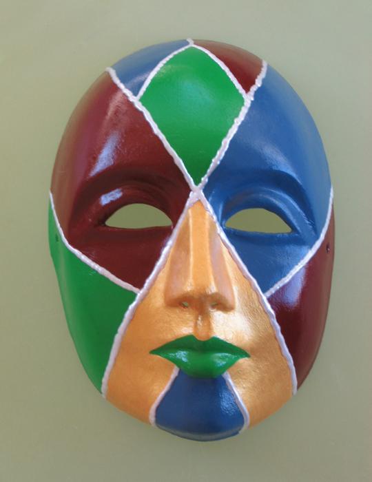 Mask Painting Ideas Wwwimgarcadecom Online Image Arcade