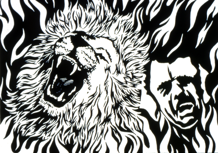 Your Adversary...<br />As a Roaring Lion